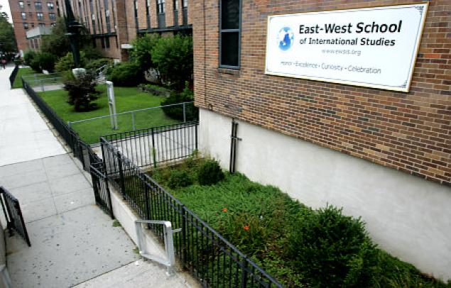 The East-West School of International Studies in Flushing
